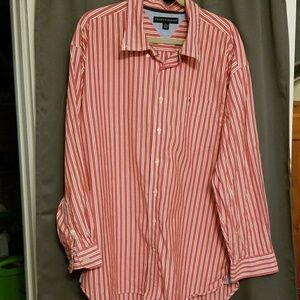 Tommy Hilfiger mens longsleeve shirt size XXL